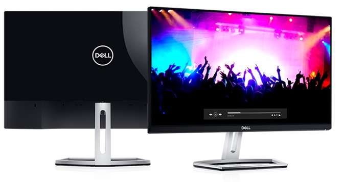 Dell S2318H Monitor – Colour your world
